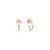 POMELLATO Earrings m'ama non m'ama O.B909 E f