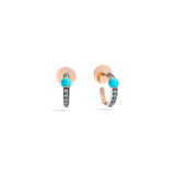 POMELLATO O.B909 E Earrings m'ama non m'ama f