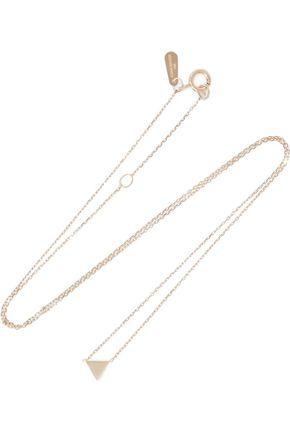 ADINA REYTER 14-karat gold necklace