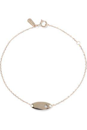 ADINA REYTER 14k-karat gold diamond bracelet