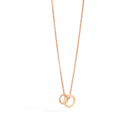 POMELLATO Brera Necklace with pendant F.B910 E f