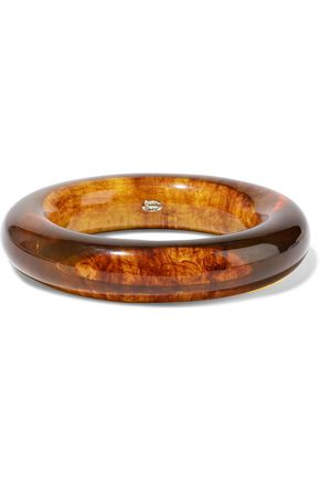 KENNETH JAY LANE Resin bangle