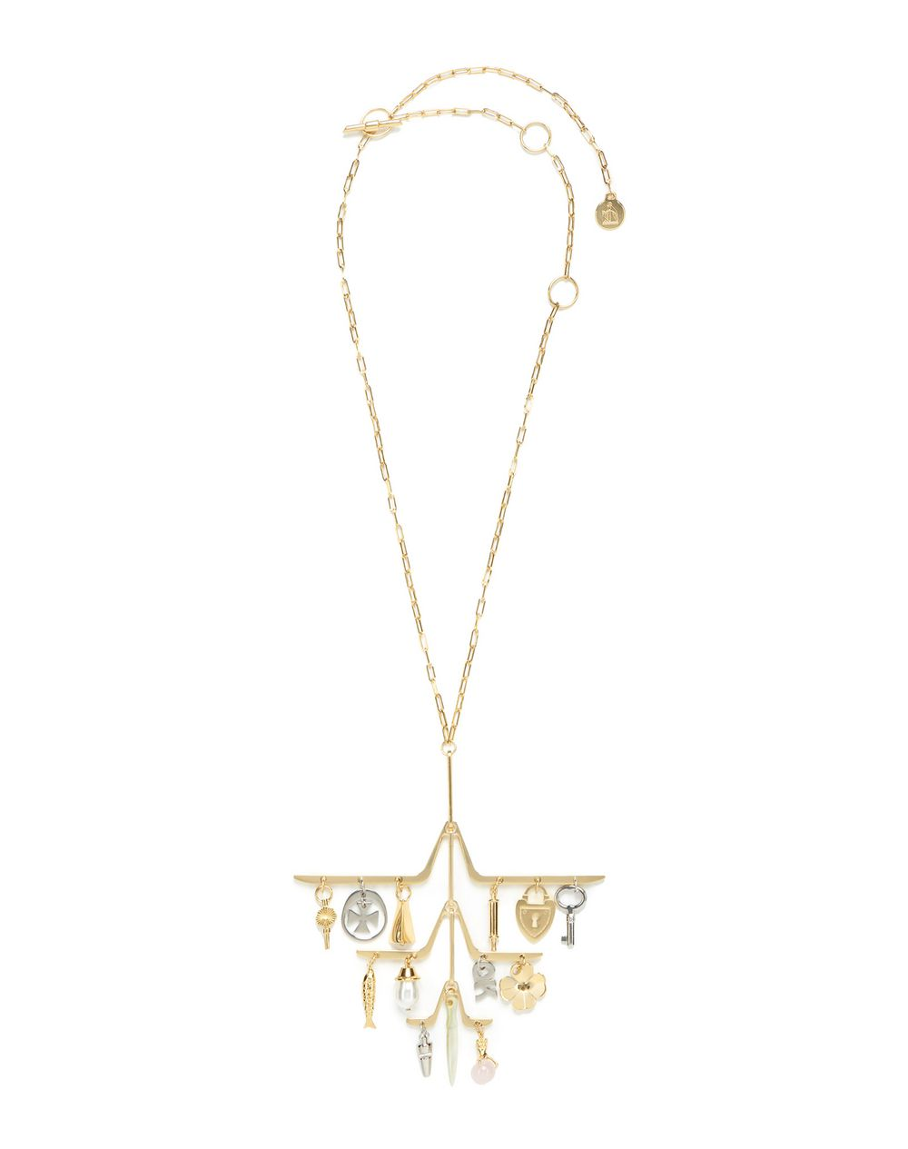 CHARMS NECKLACE - Lanvin