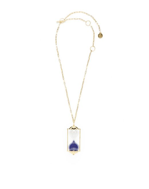 HOURGLASS NECKLACE - Lanvin