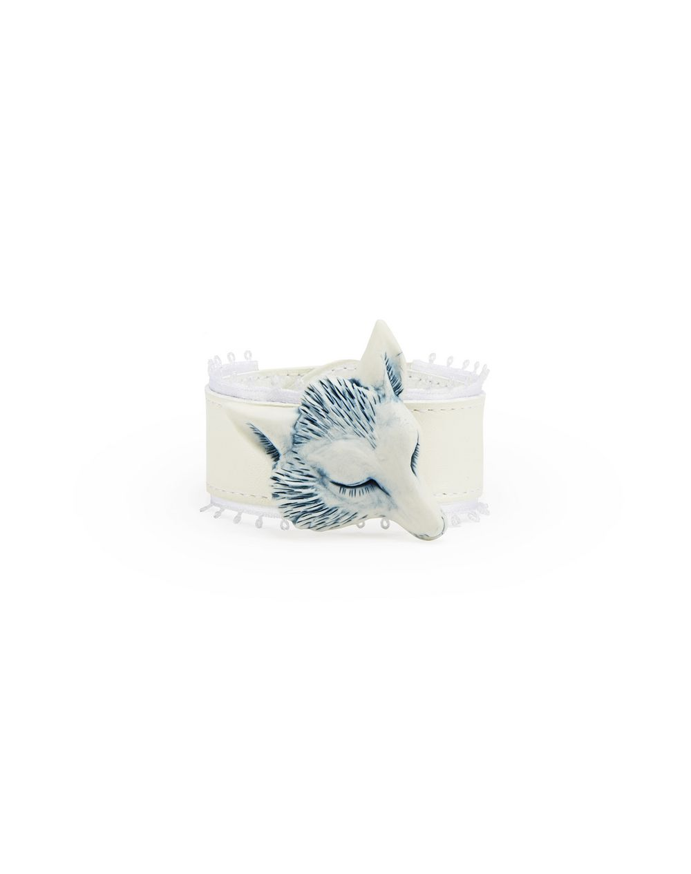 CERAMIC FOX BRACELET - Lanvin