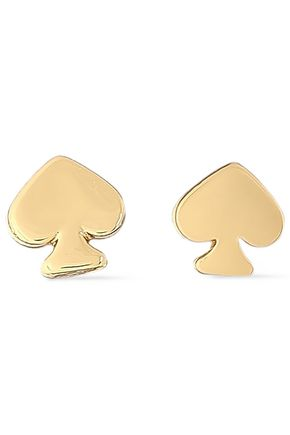 KATE SPADE New York Gold-tone earrings