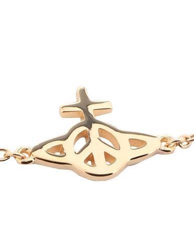 Фото 2 - Женский браслет  золотистого цвета