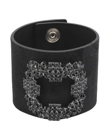 Купить Женский браслет CARLA G. черного цвета