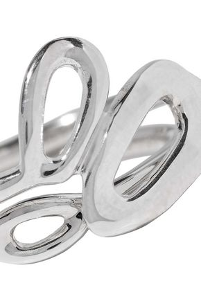 IPPOLITA Cherish set of two sterling silver rings