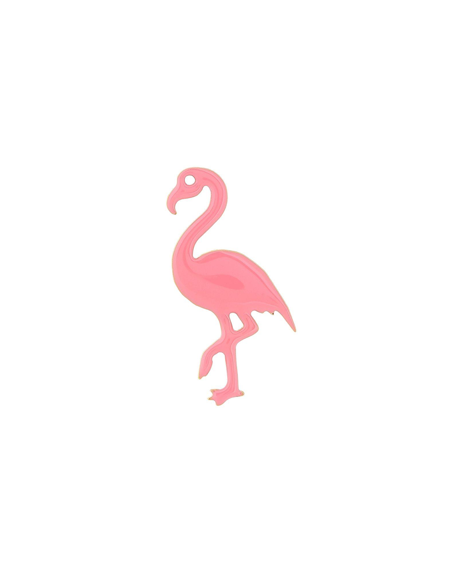 《セール開催中》TITLEE レディース ブローチ ピンク 真鍮/ブラス / エナメル