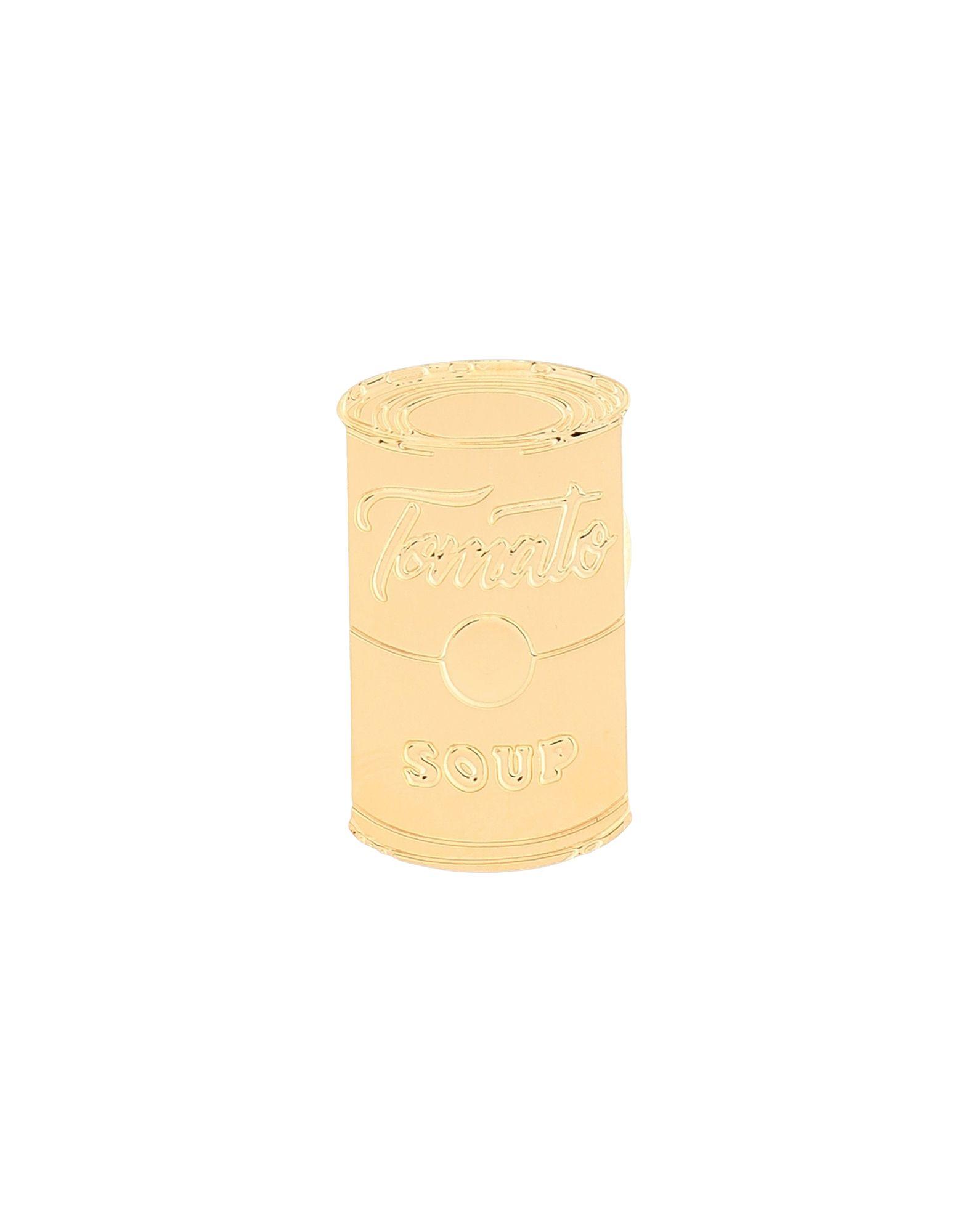 《セール開催中》TITLEE レディース ブローチ ゴールド 真鍮/ブラス