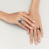 POMELLATO Ring Nudo A.B401 E r