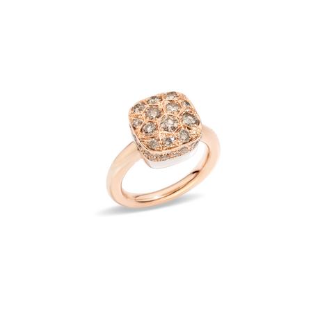 POMELLATO Ring Nudo A.B704G E f
