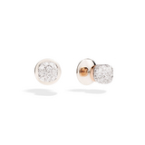 POMELLATO O.B704 E Earrings Nudo f