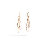 POMELLATO o.b803 E Earrings Gold f