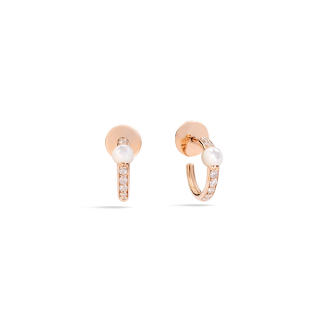 POMELLATO Earrings M'ama non M'ama O.B909 E f