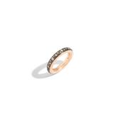 POMELLATO A.B712PP E Ring Iconica f