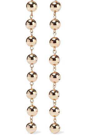 DANNIJO Tampa gold-tone earrings