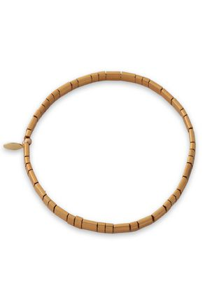 SHASHI Tilu gold-plated bracelet