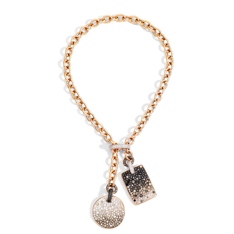 POMELLATO Sabbia Necklace  C.B705 E f