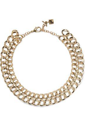 ROSANTICA Lech gold-tone necklace