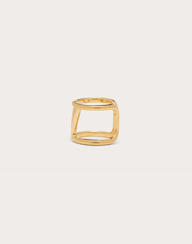 VLOGO metal ring