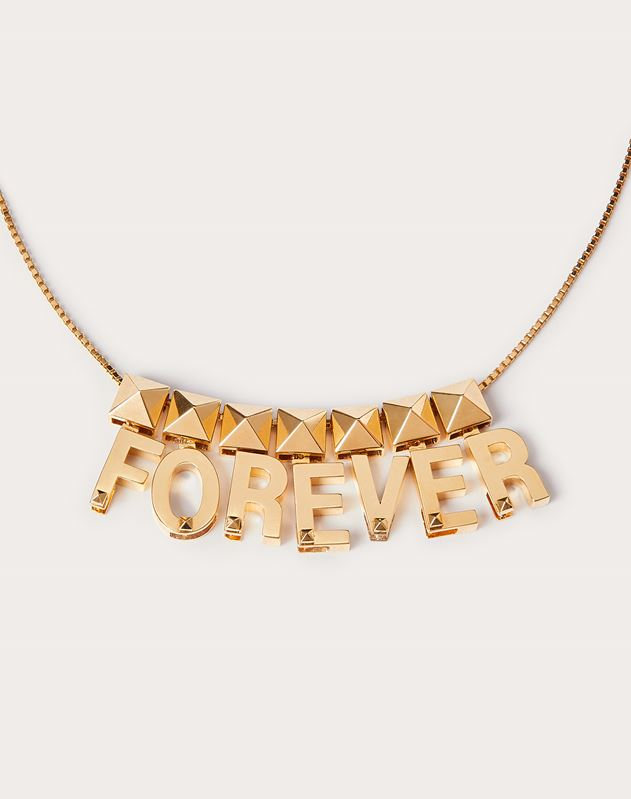 Call Me Valentino Necklace