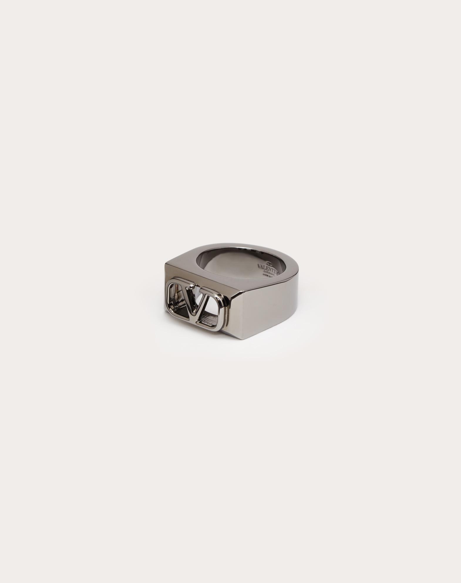 VLOGO metal ring