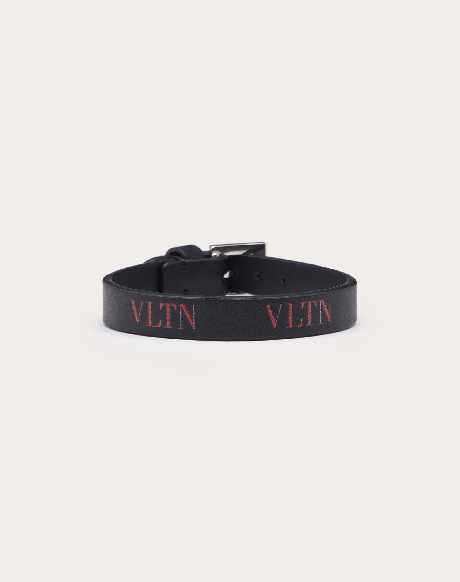 Bracelet VLTN en cuir