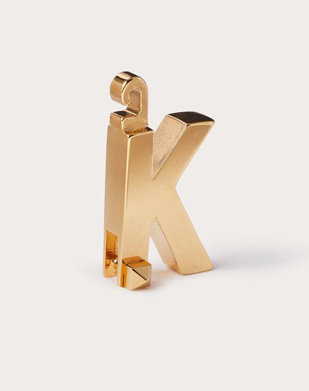 "Call Me Valentino ""K"" Charm"