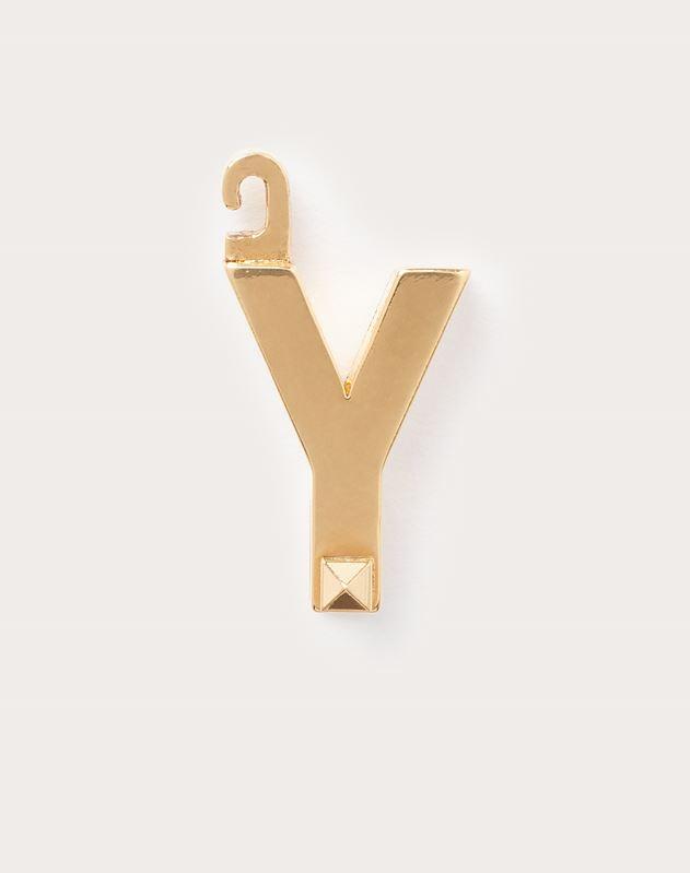"""Call Me Valentino """"Y"""" Charm"""