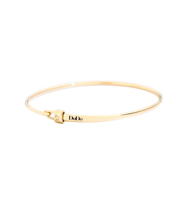 Bangle Bracelet with stopper