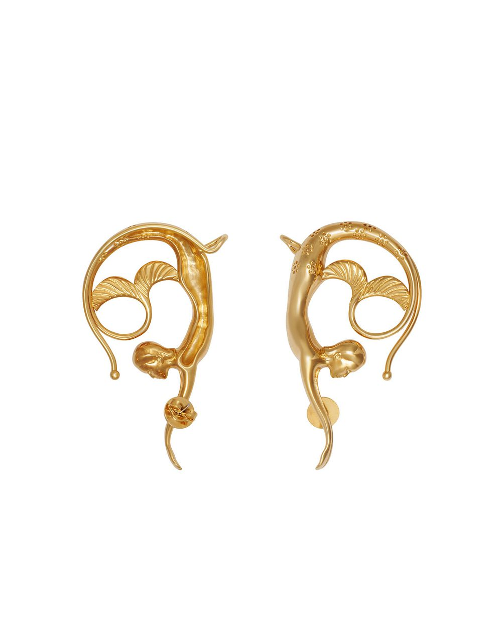 MERMAID EARRINGS - Lanvin