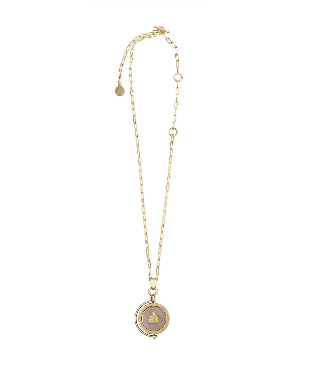 MOTHER AND CHILD NECKLACE - Lanvin