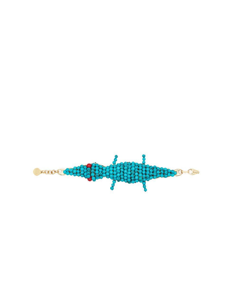 CROCODILE BRACELET  - Lanvin