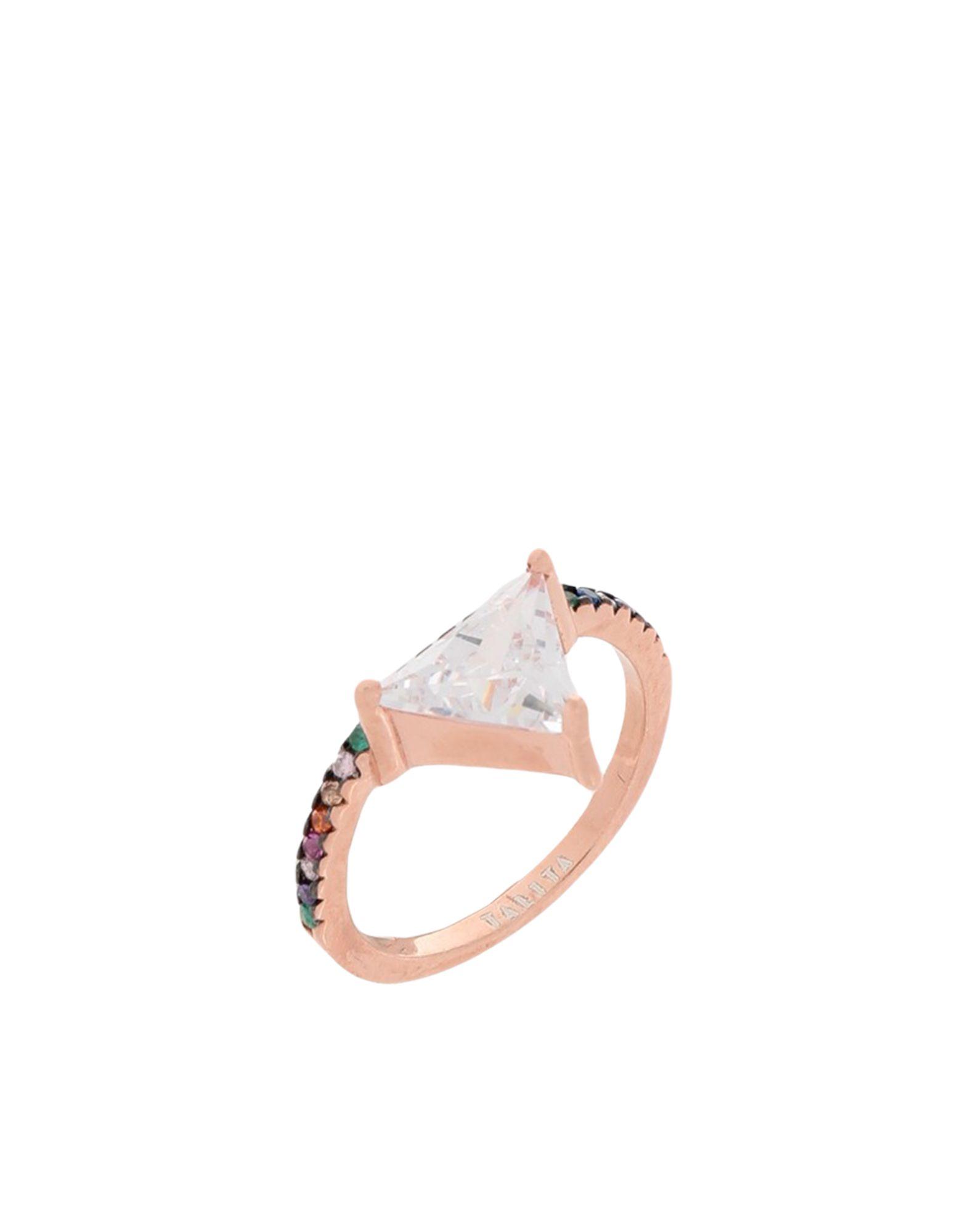 《セール開催中》TALITA London レディース 指輪 プラチナ 7 シルバー925/1000 Zoom