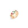 POMELLATO Klassischer Iconica Color Ring A.B901 E f