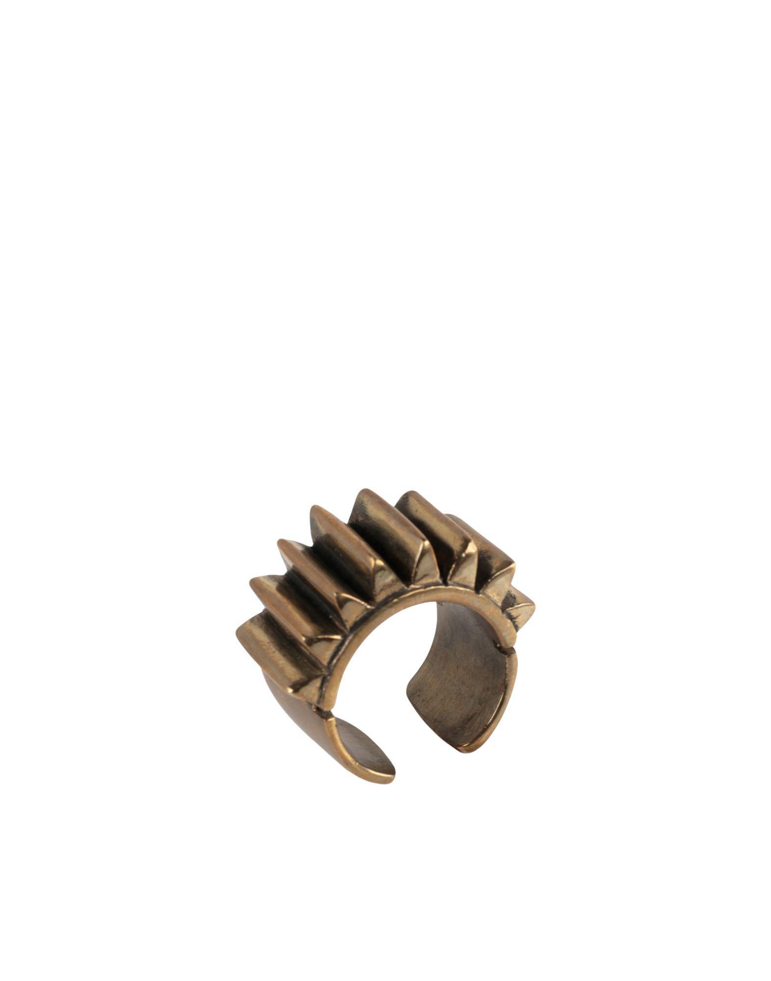 《セール開催中》SAKDIDET ROAD メンズ 指輪 ブロンズ 16 真鍮/ブラス