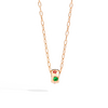 POMELLATO Iconica Color Necklace with Pendant F.B712 E f