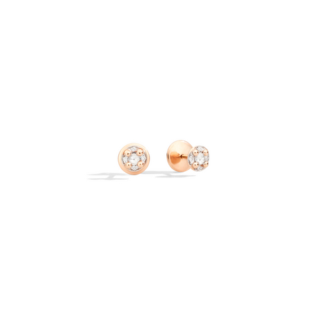 POMELLATO EARRINGS M'AMA NON M'AMA O.C002P E f