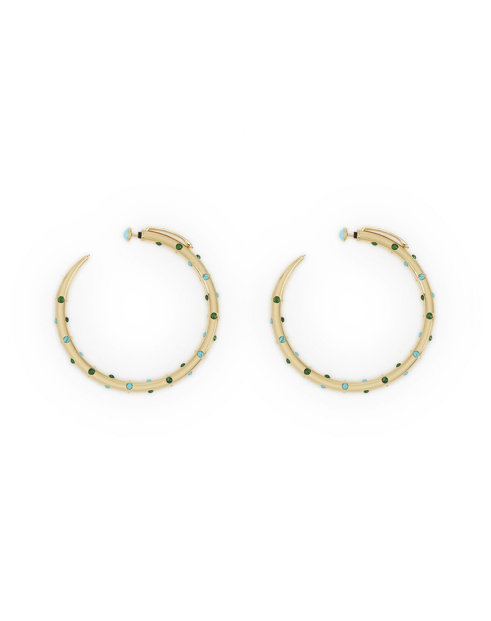 STYLO HOOP EARRINGS - Lanvin