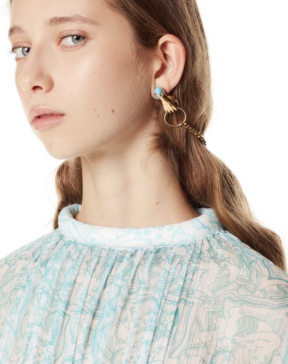 KNOCK EARRING - Lanvin