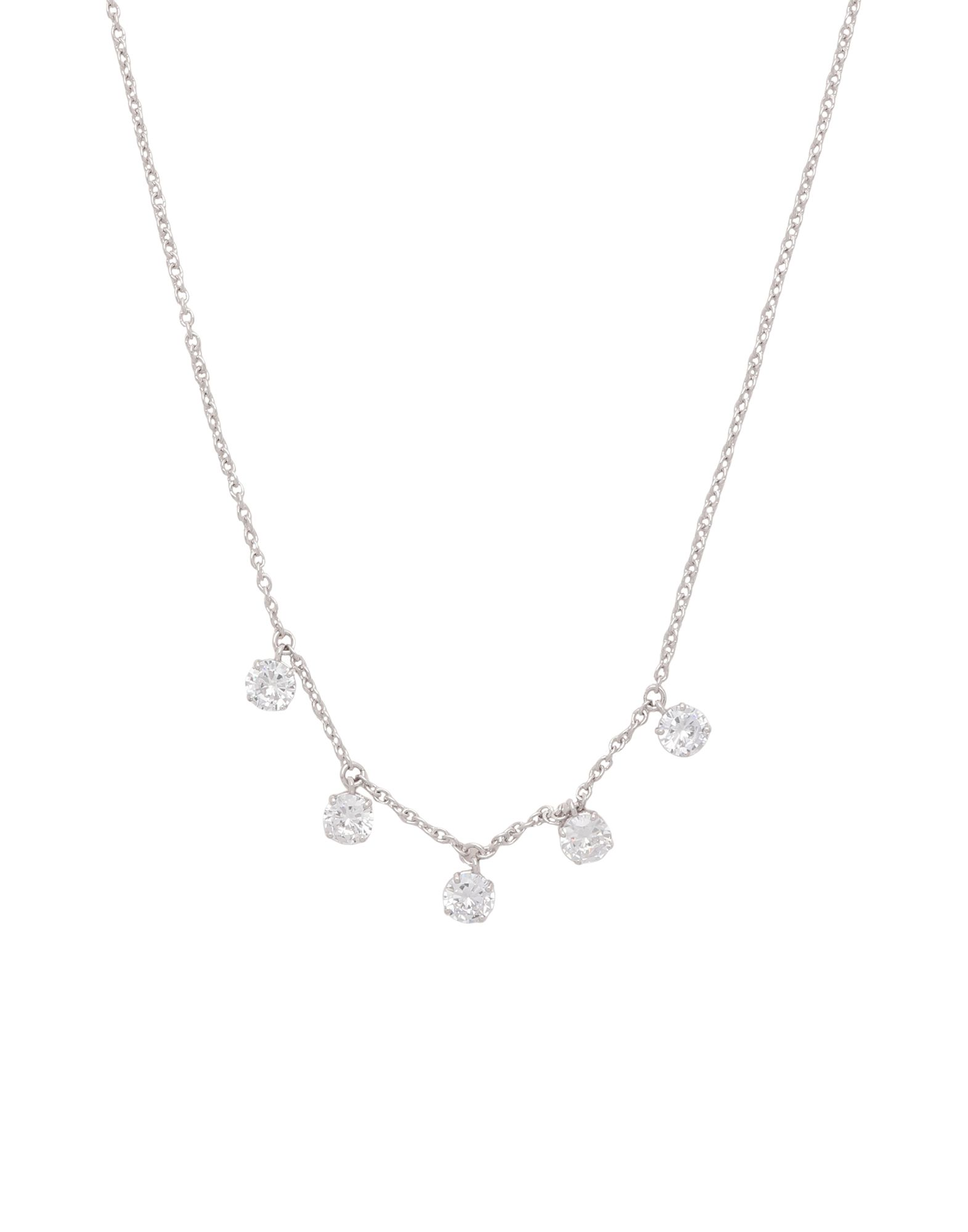 FIRST PEOPLE FIRST レディース ネックレス COLLANA SPARKLING シルバー