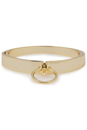ALEXIS BITTAR Gold-tone bangle