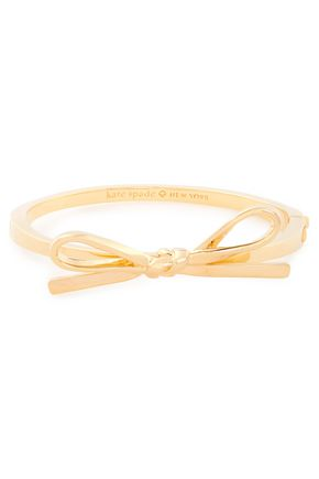 KATE SPADE New York Gold-tone bangle