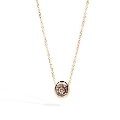 POMELLATO Nuvola necklace with pendant  F.B813 E f