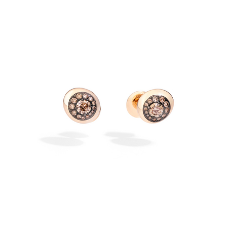 POMELLATO Nuvola stud earrings  O.B813 E f