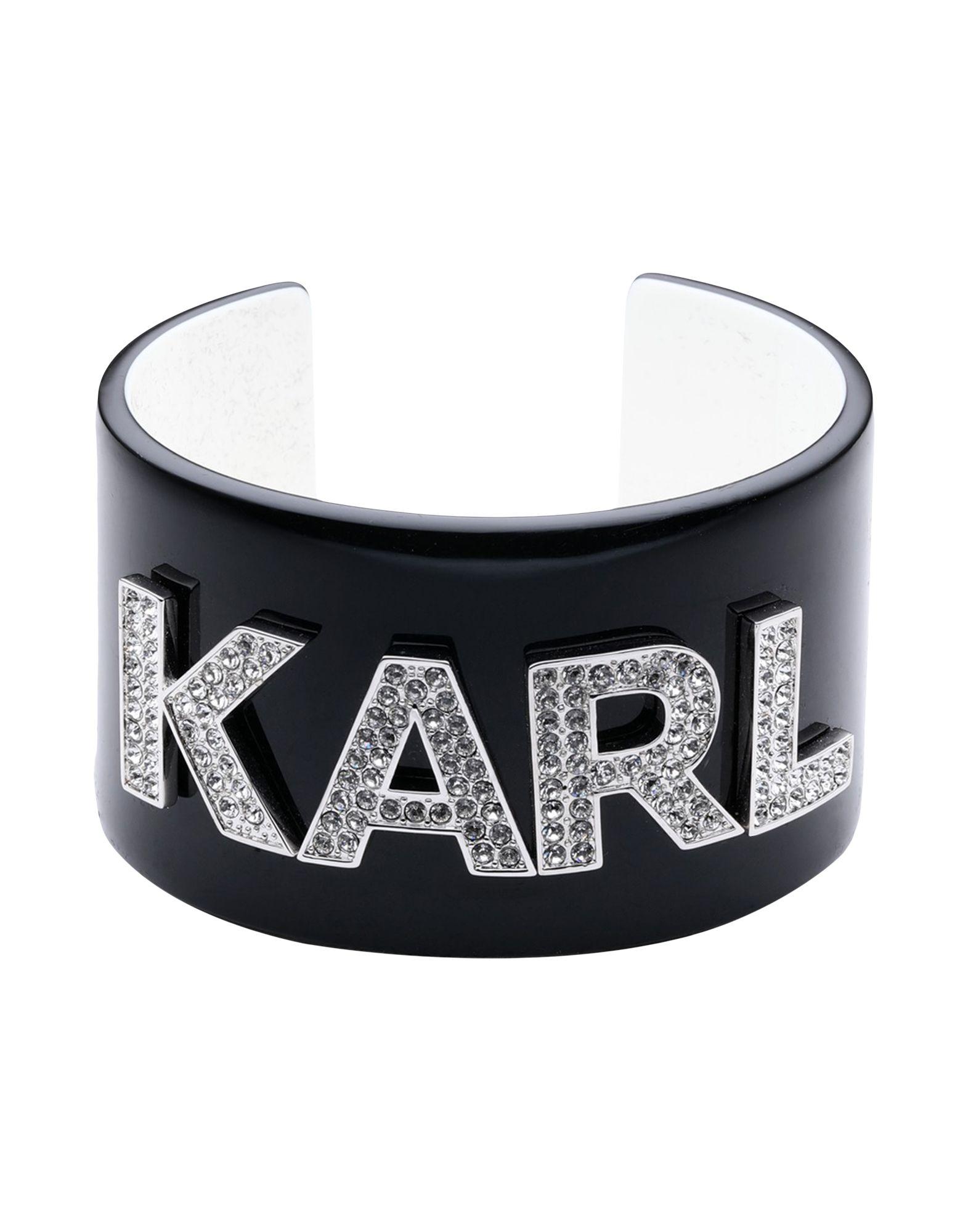 KARL LAGERFELD Bracelets - Item 50242374