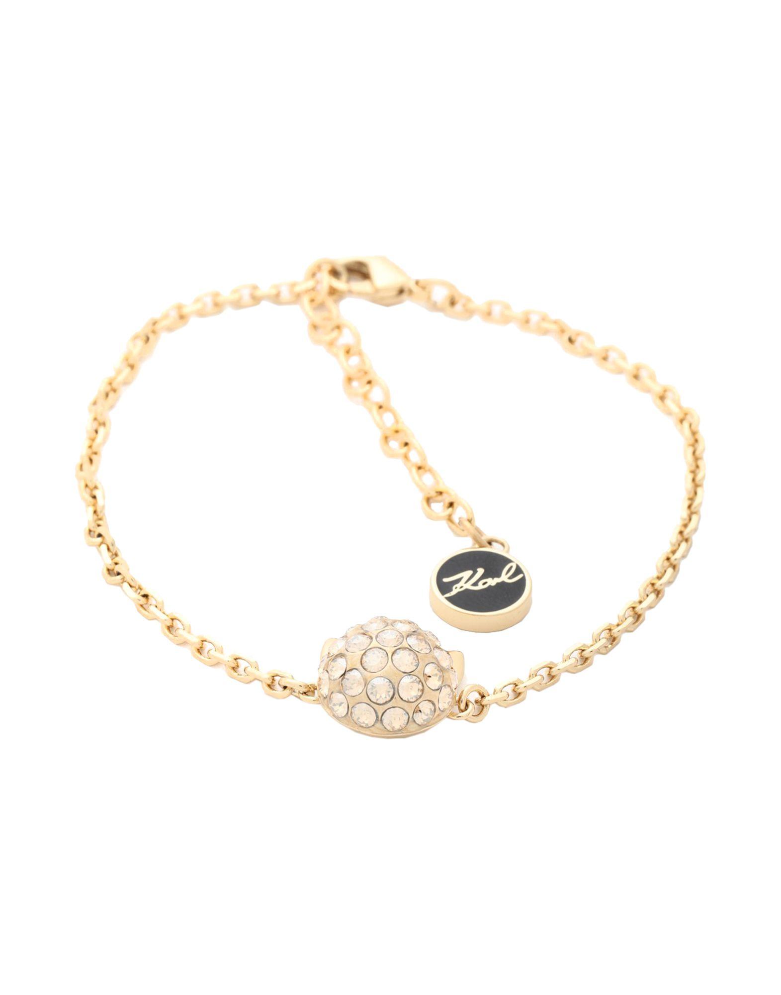 KARL LAGERFELD Bracelets - Item 50243580
