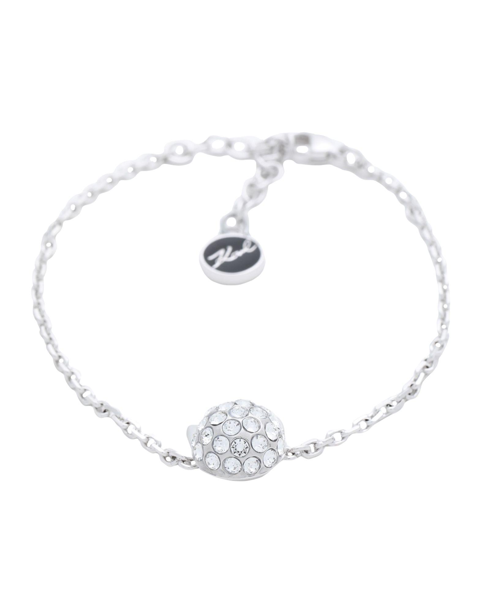 KARL LAGERFELD Bracelets - Item 50243630
